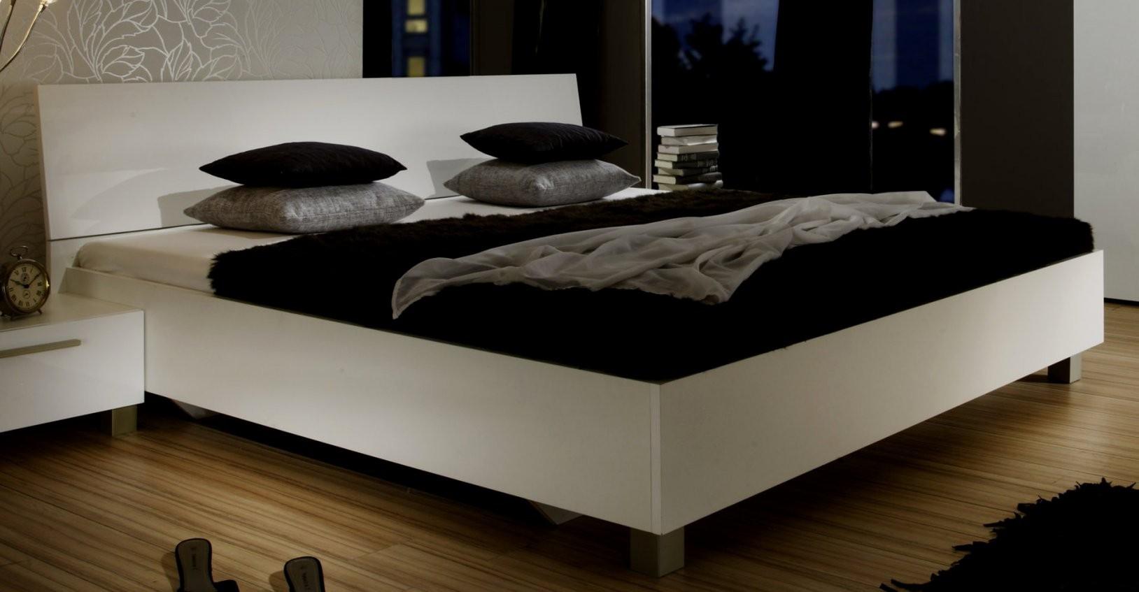 Hausdesign Bett Weiß Hochglanz 140 X 200 Futonbett Weis 160X200 von Bett 140X200 Weiß Hochglanz Photo