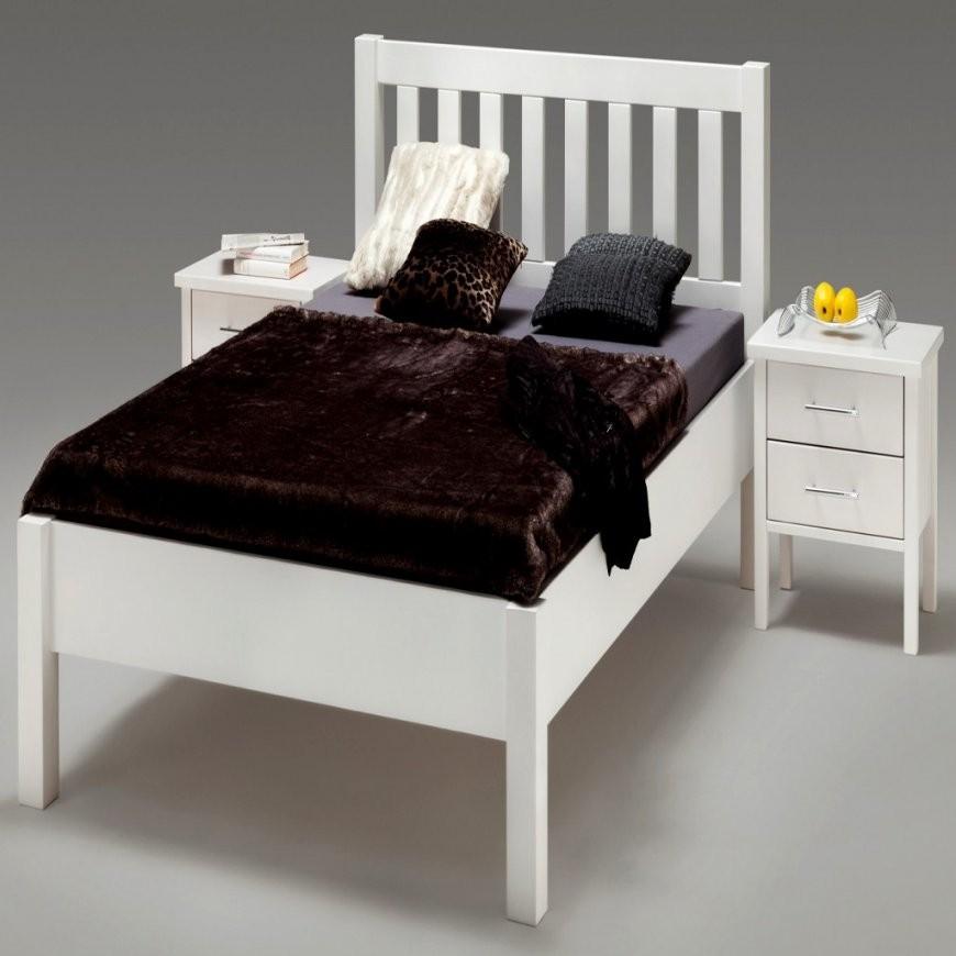 Häusliche Verbesserung Bett Weiß 140X200 Holz Malm Weis X Mitkasten von Bett Weiß 140X200 Holz Bild
