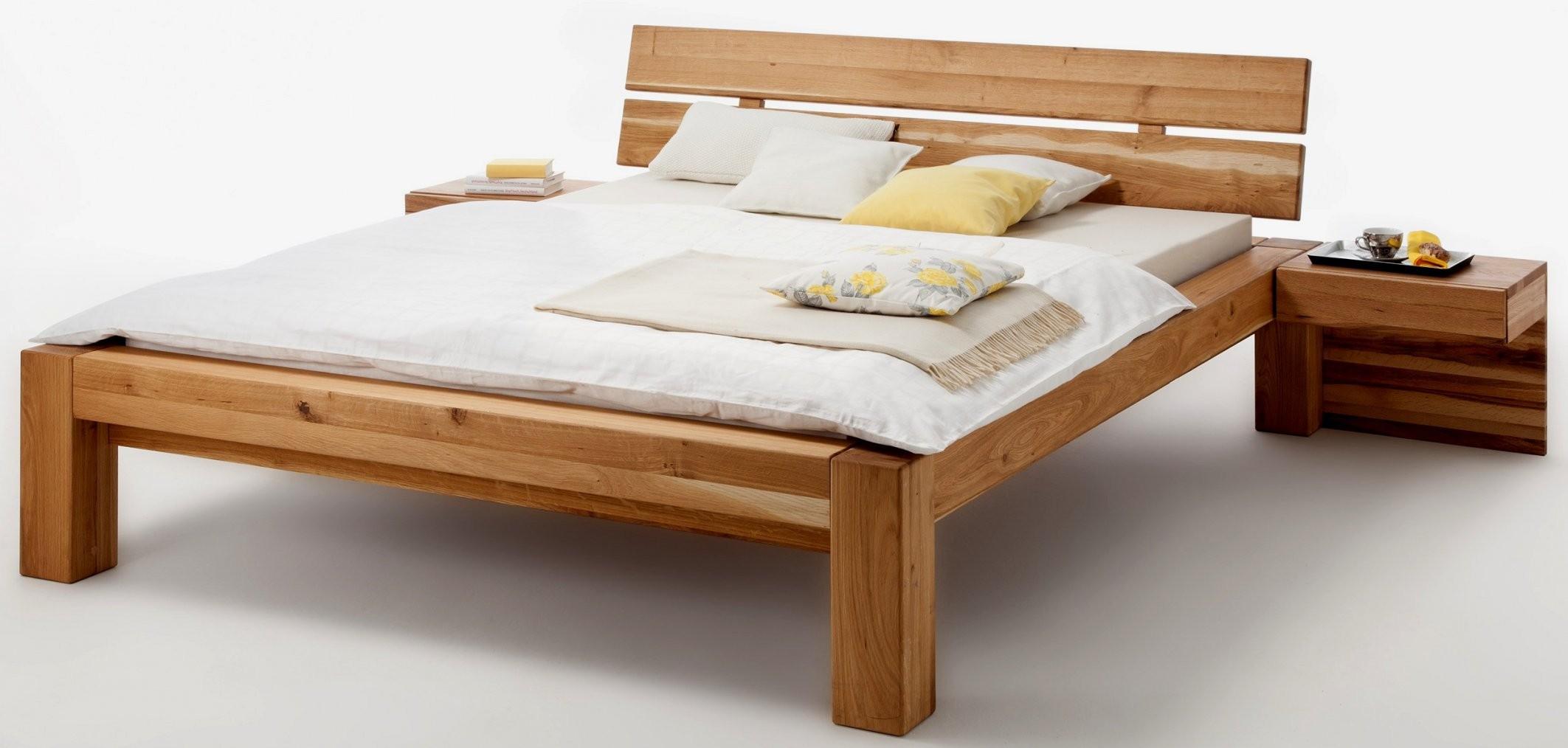 Herrlich Bett 160X200 Holz 200X200Z Schon Doppelbetten Fur von Bett 160X200 Holz Weiß Bild