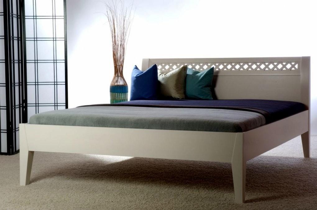 Herrlich Holzbett Weiß 160X200 Bett Aus Kiefer 160 X 200 Weiss 1000 von Bett 160X200 Holz Weiß Bild