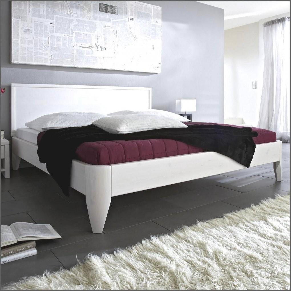 Hervorragend Betten Weiß 180X200 Wei C3 9Fes Bett Mit Gestell Holz von Bett Holz Weiß 180X200 Photo