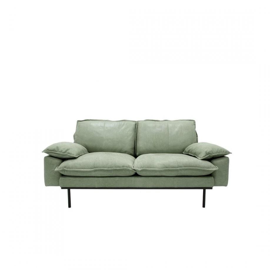 Hk Living Retro Sofa 2 Sitzer Günstig Kaufen  Buerado von Sofa 2 Sitzer Billig Bild