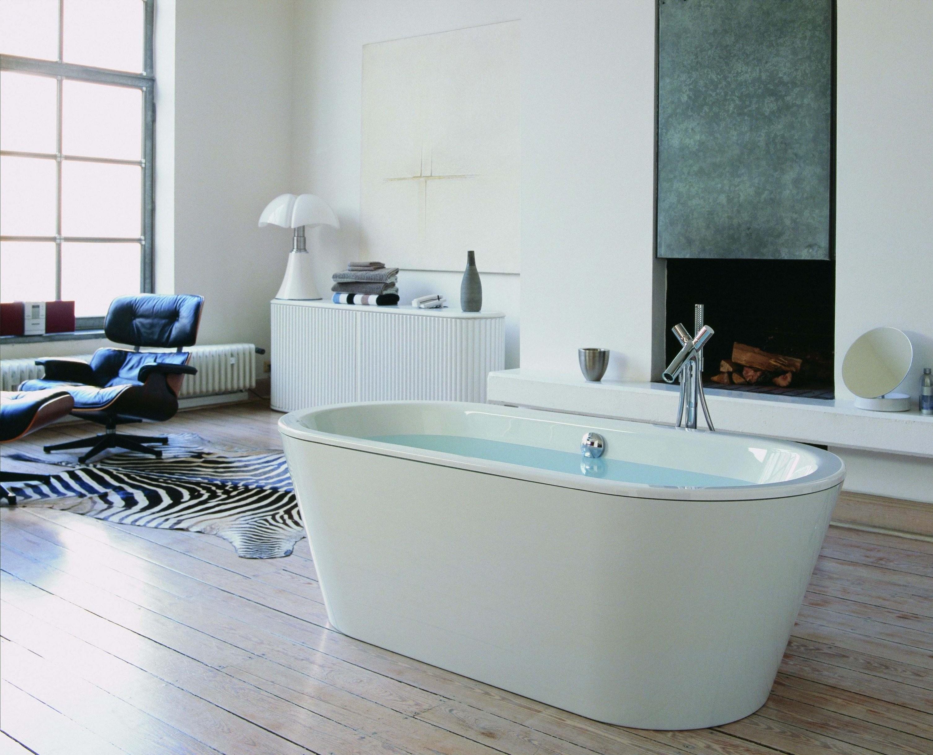 Hoesch Philippe Starck Edition 2 Freistehende Badewanne  Haus Ideen von Freistehende Badewanne Hoesch Bild