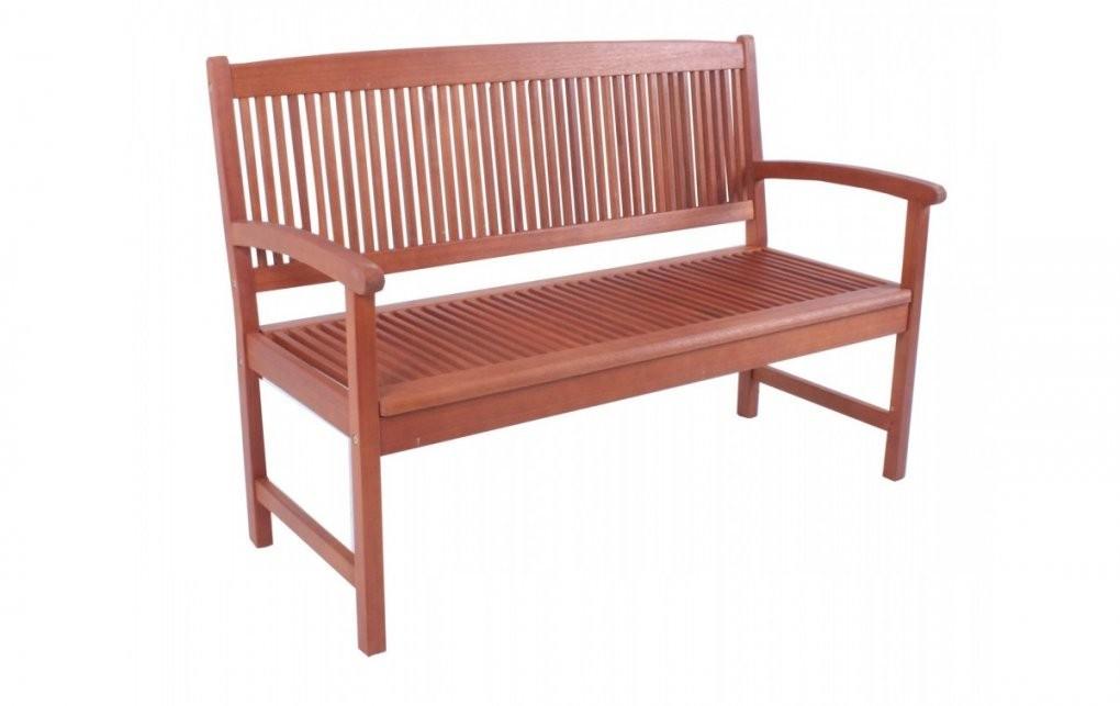 Holz Gartenbank Salvador (2Sitzer)  Akazie Weiß Lackiert von Gartenbank Weiß 2 Sitzer Photo