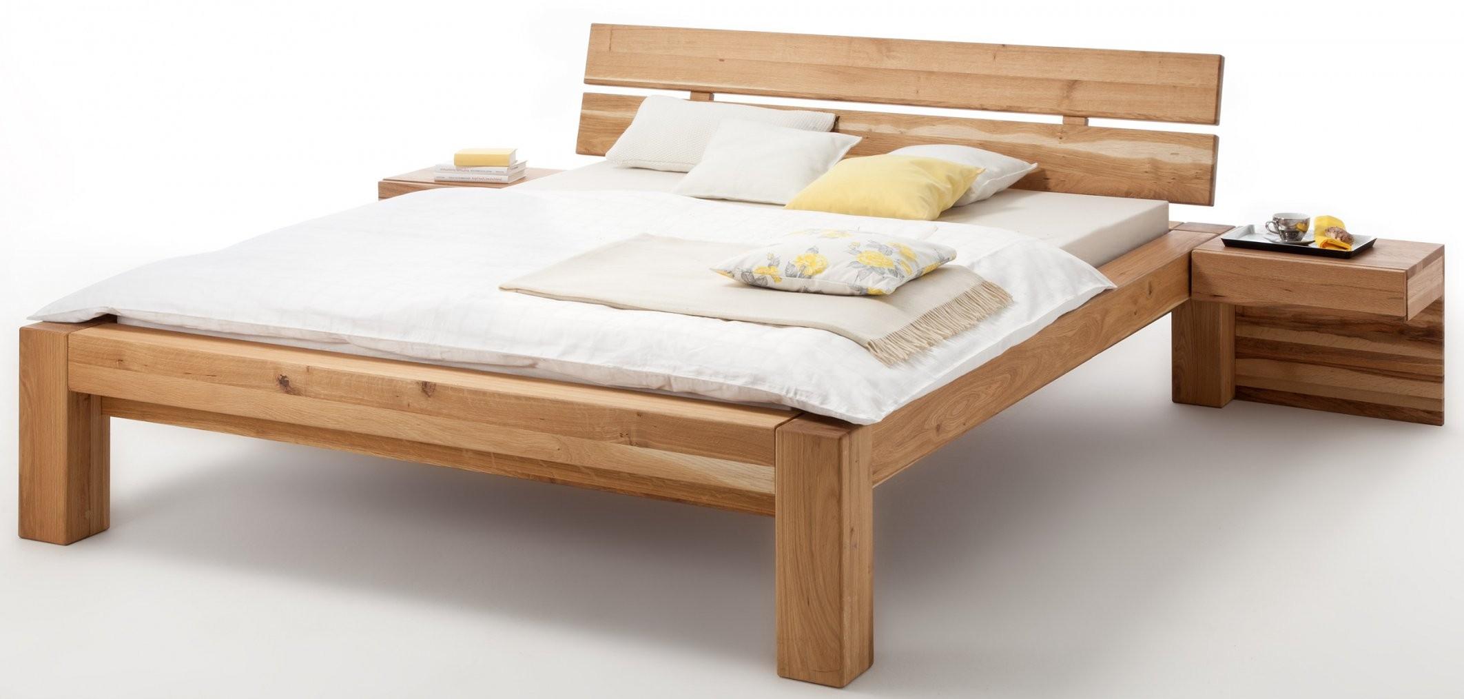 Holzbett 200X200 Verwirrend Auf Kreative Deko Ideen Für Ihre Aragona von Bett Eiche 200X200 Bild