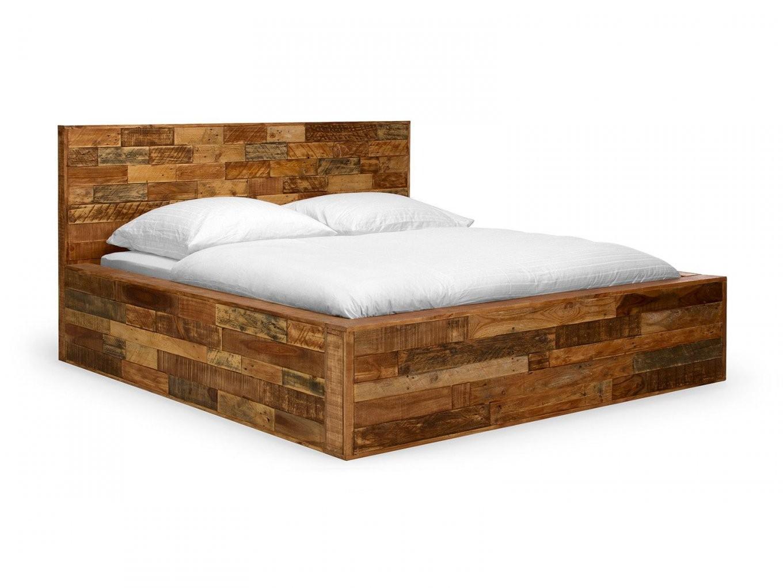 Holzbetten Online Kaufen  Massivholzbetten Von Massivum von Echtholz Bett 180X200 Photo