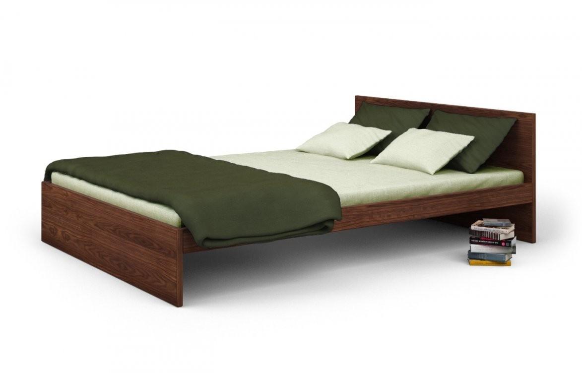 Holzbetten Von Nhoma von Bett Nussbaum 180X200 Bild