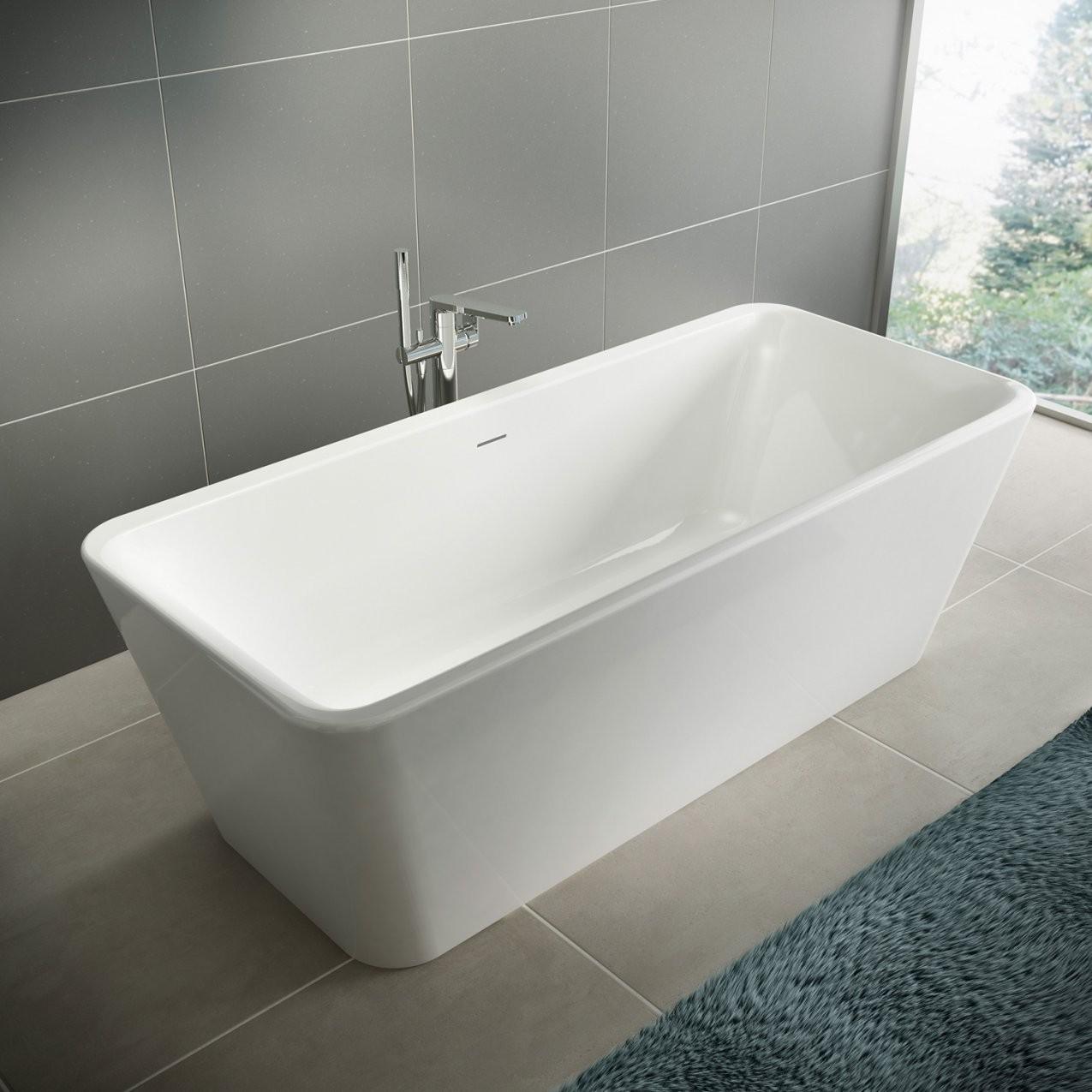 Ideal Standard Tonic Ii Badewanne Freistehend Badshop von Ideal Standard Freistehende Badewanne Bild