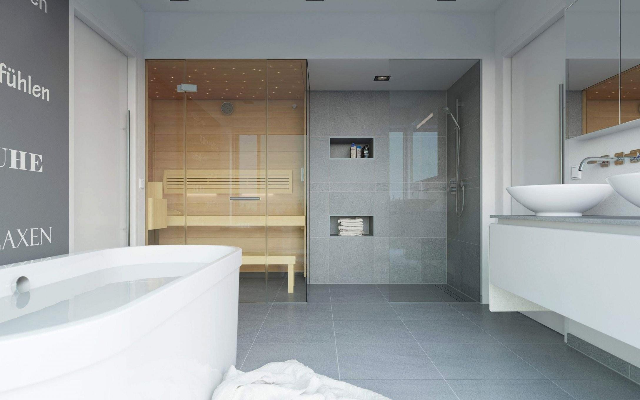 Ideen Bad Elegant Neu Wellness Badezimmer Schöpfung Badplanung von Wellness Badezimmer Ideen Photo