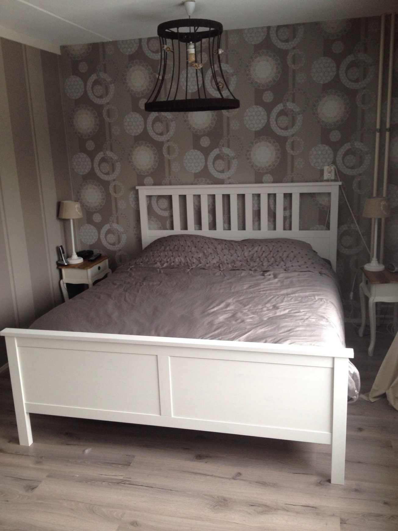 Ikea Hemnes Bed (160 X 200 Cm)  Ideal Bedroom  Pinterest  Hemnes von Ikea Hemnes Bett 160X200 Photo