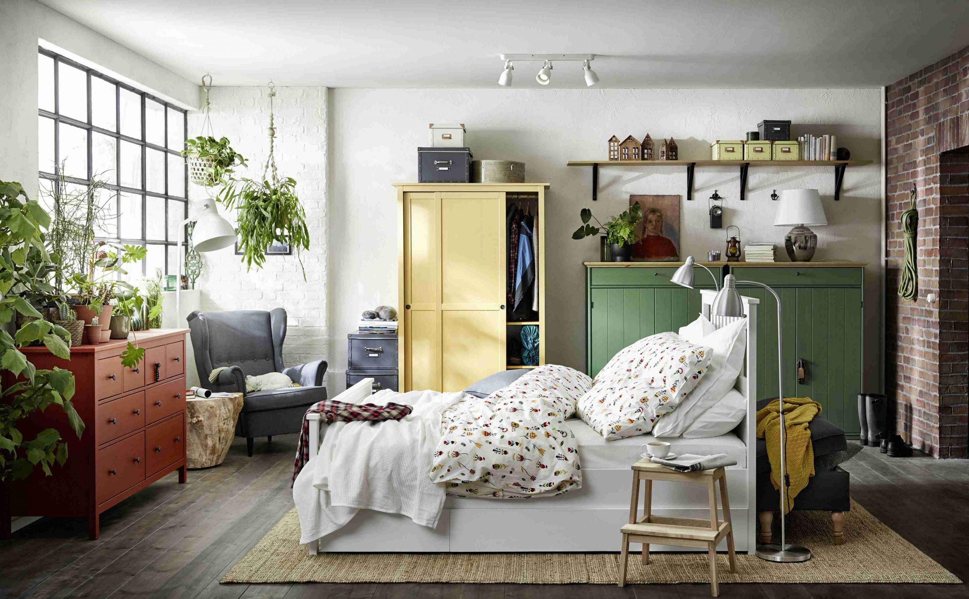 Ikea Kleine Schlafzimmer  Kleines Schlafzimmer Einrichten 25 Ideen von Kleine Räume Einrichten Ikea Bild