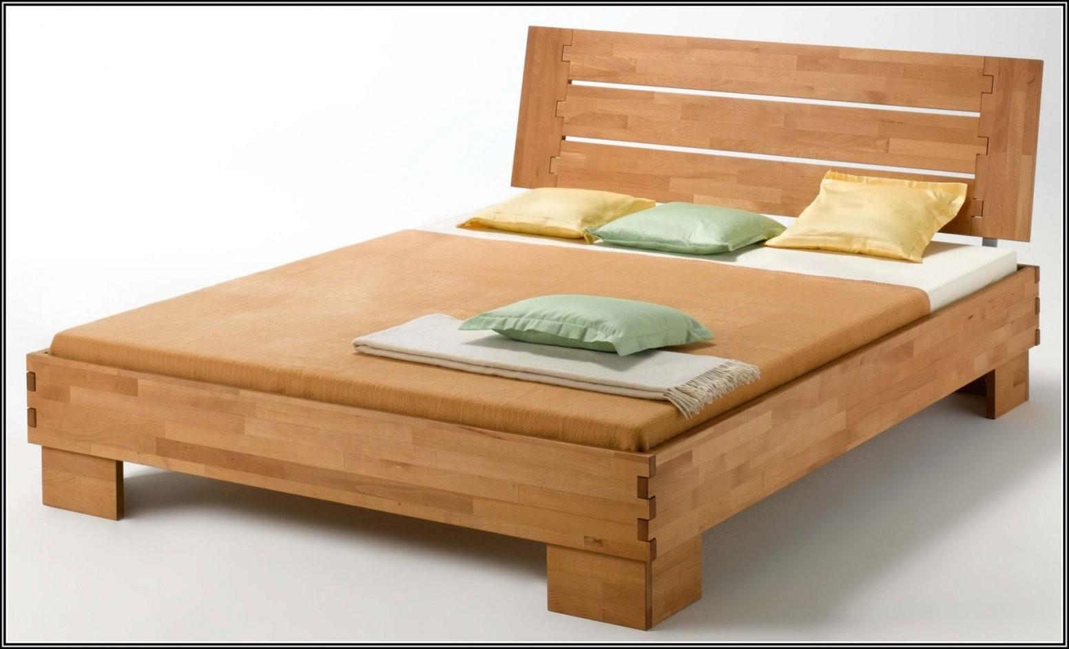 Ikea Malm Bett 140X200 Buche  Betten  House Und Dekor Galerie von Bettgestell 140X200 Buche Bild