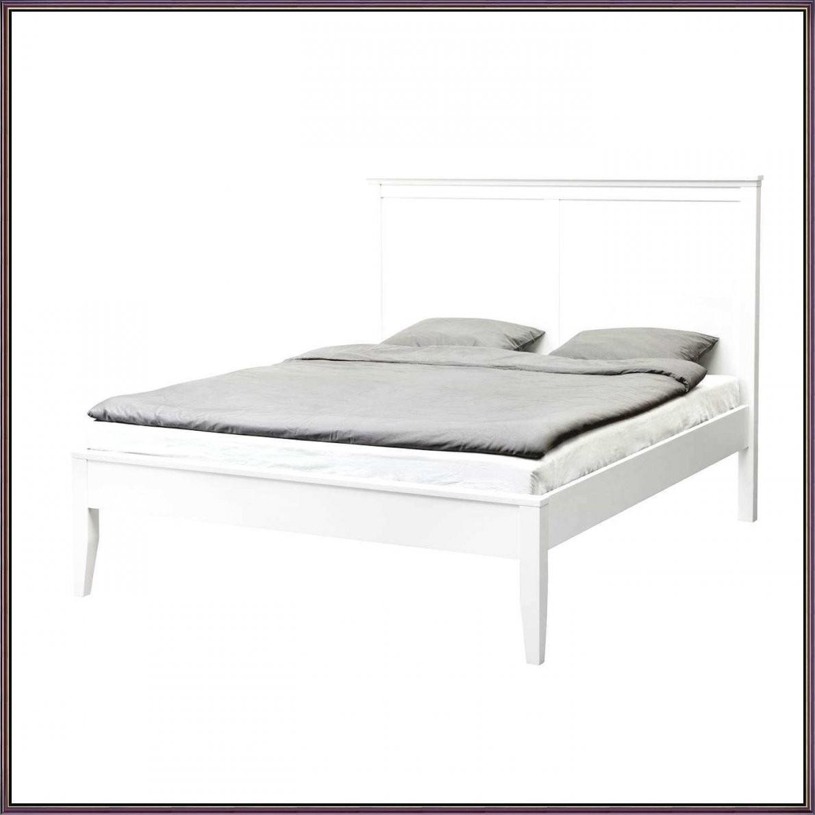Bett Weiß 140x200 Ikea Haus Bauen