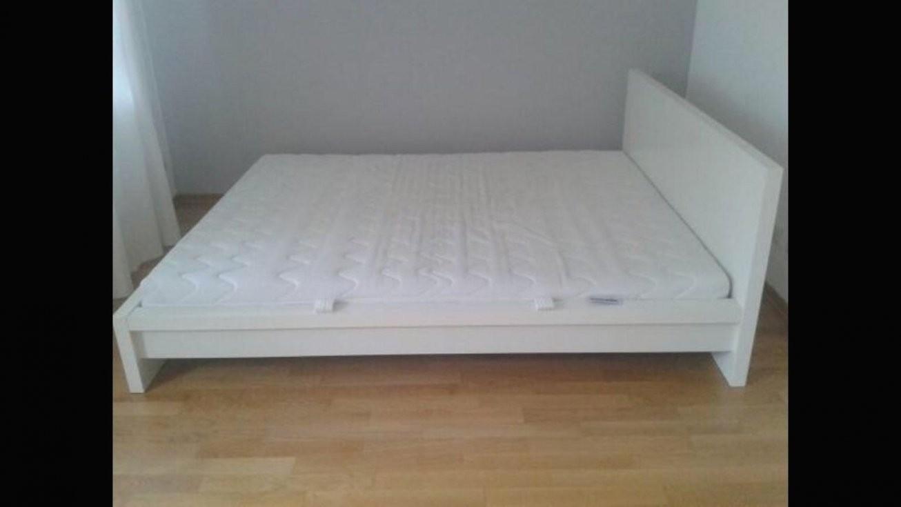 Ikea Bett Malm 140x200 Weiß Haus Bauen