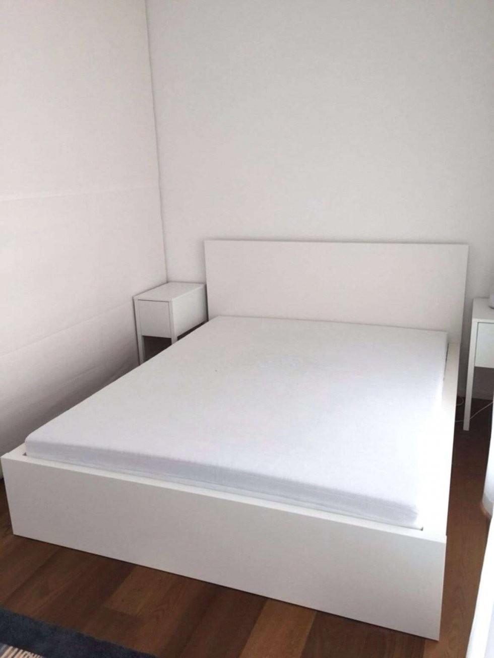 Ikea Malm Bett 140X200 Weiss Entwurf Bett Weiß 140X200  1291Swizz von Malm Bett 140X200 Weiß Bild
