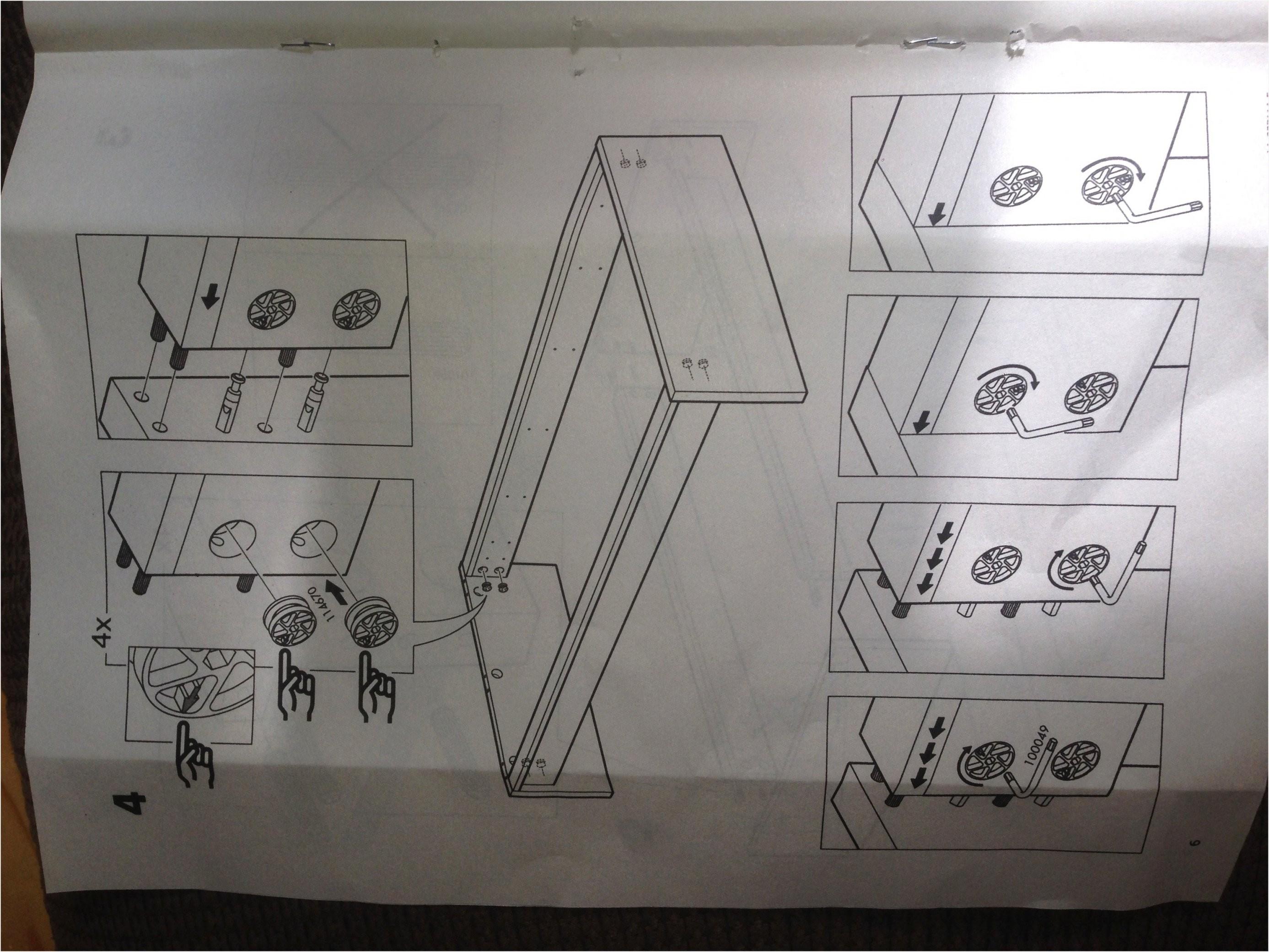 Ikea Malm Bett 140x200 Anleitung Haus Bauen