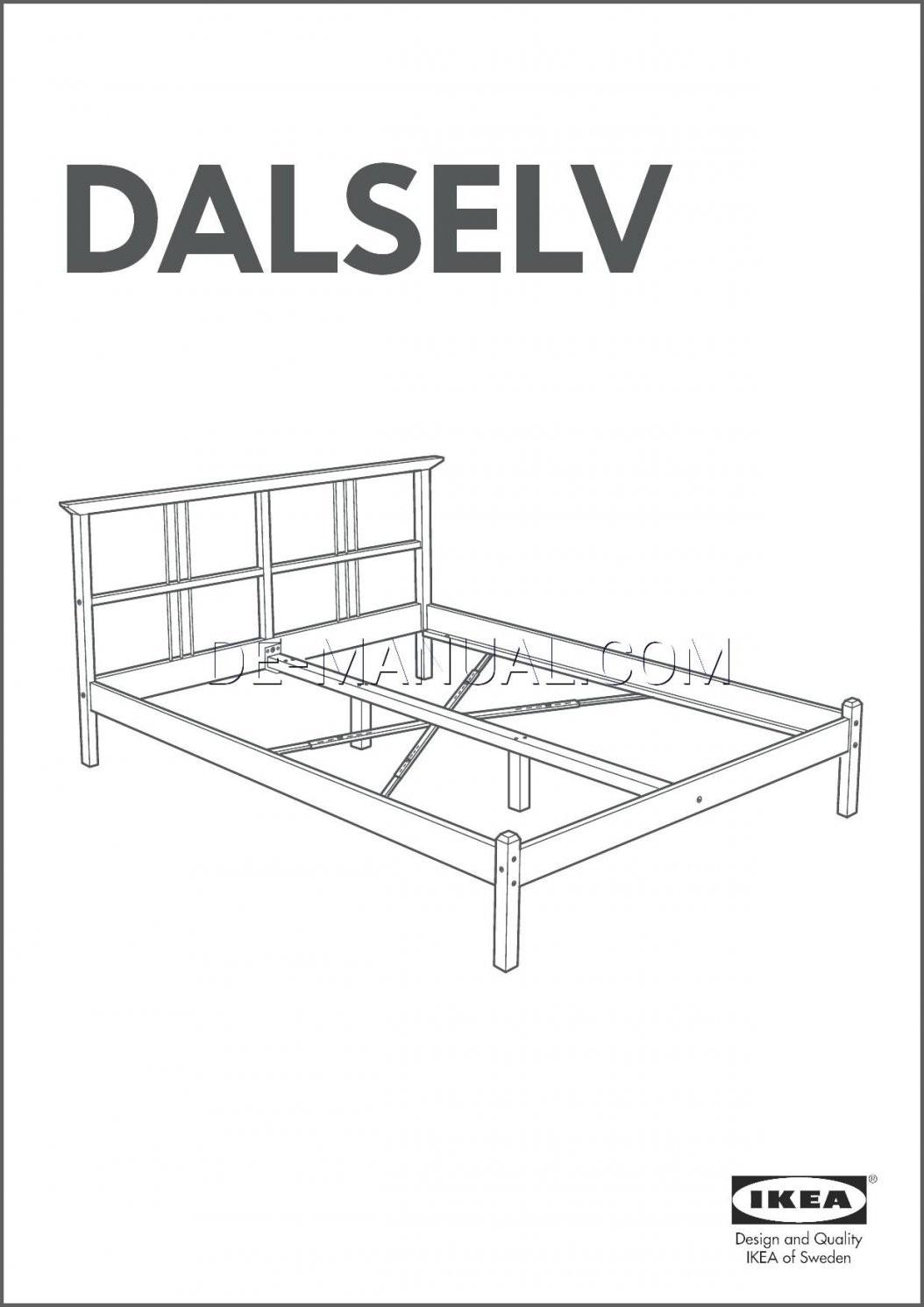 Ikea Malm Bett Anleitung – Eyesopen Von Ikea Bett Malm Anleitung von Ikea Malm Bett 140X200 Anleitung Bild