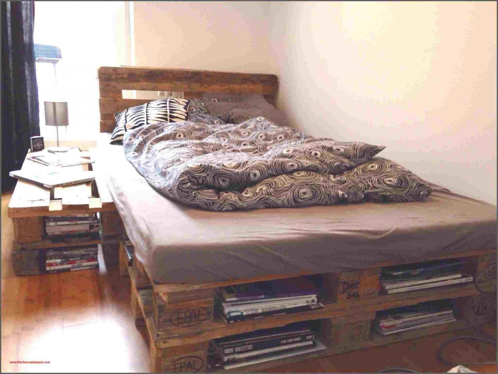 Inspiration Haus Ausgezeichnet Paletten Betten Inspirierend Unique von Europaletten Bett 140X200 Photo