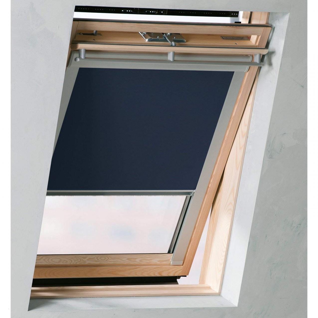 Inspirierend Velux Rollo Alternative  Lapetitemaisonnyc von Rollos Velux Fenster Bild