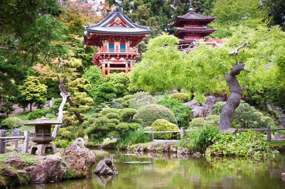 Japanischen Garten Anlegen  10 Ideen Mit Bildern Pflanzen & Deko von Kleiner Japanischer Garten Photo