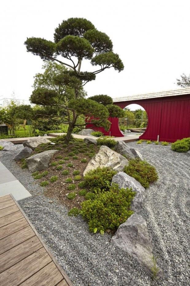 Japanischer Garten Bielefeld  Inspirierende Gartenideen von Japanischer Garten Gestaltungsideen Bild