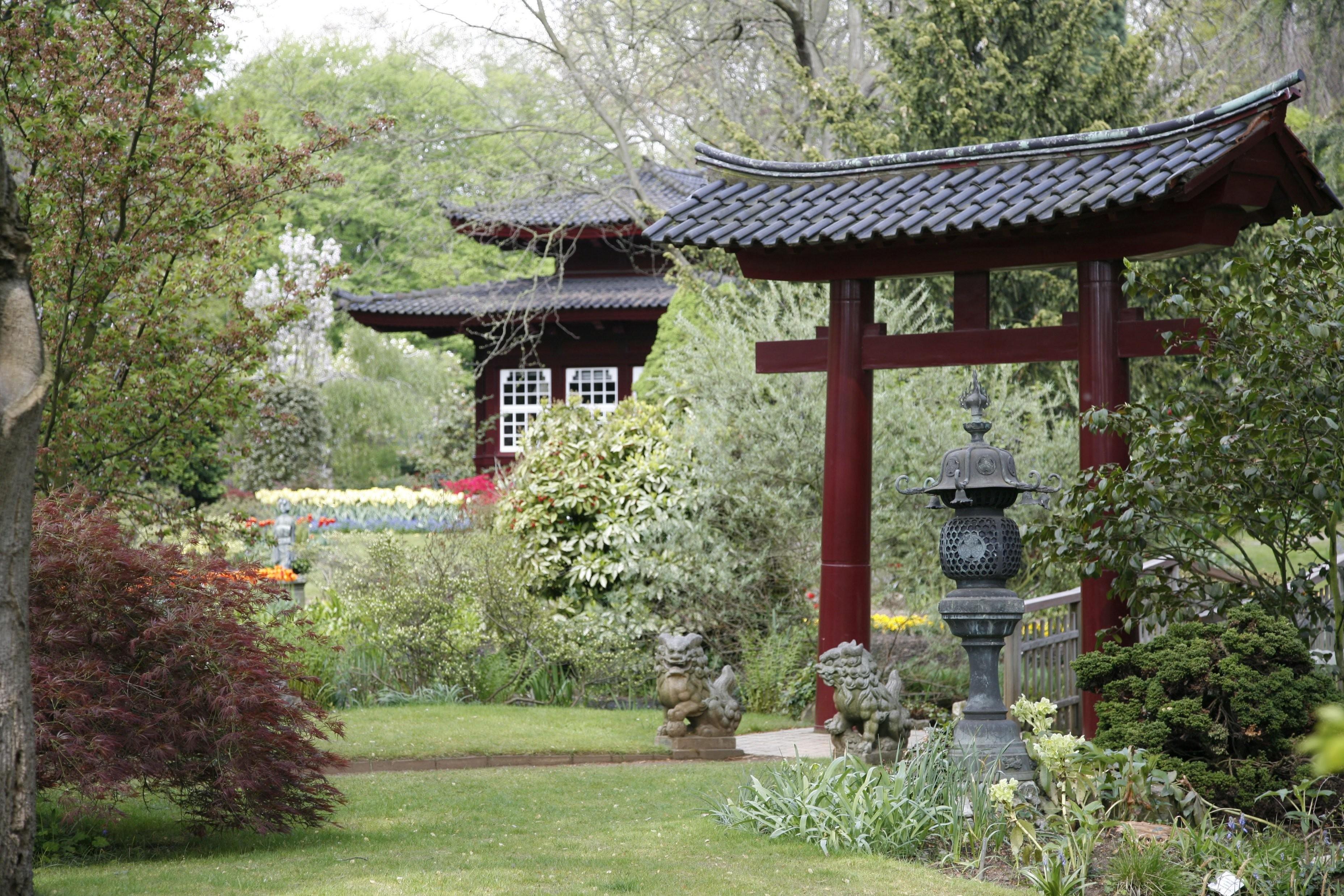 Japanischer Garten Tipps Zum Gestalten Und Anlegen  Das Haus von Japanischer Garten Bilder Kostenlos Photo