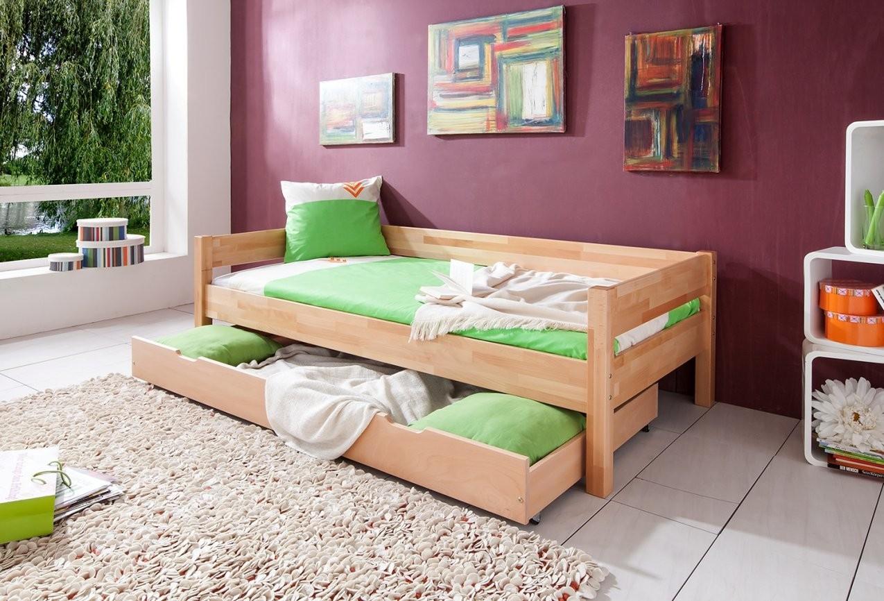 Jugendbett Mit Bettkasten  Schubladen Günstig Online Kaufen  Real von Jugendzimmer Bett Mit Bettkasten Photo