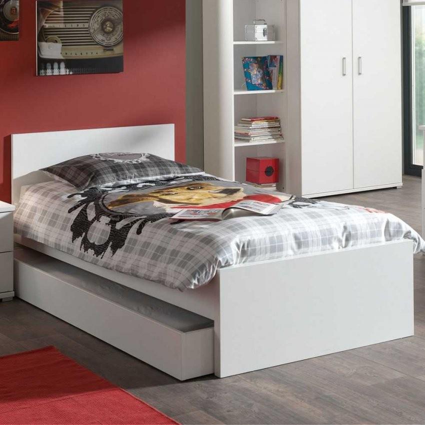 Jugendzimmerbett Snog In Weiß Mit Bettschublade Pharao24 von Jugendzimmer Bett Mit Bettkasten Photo
