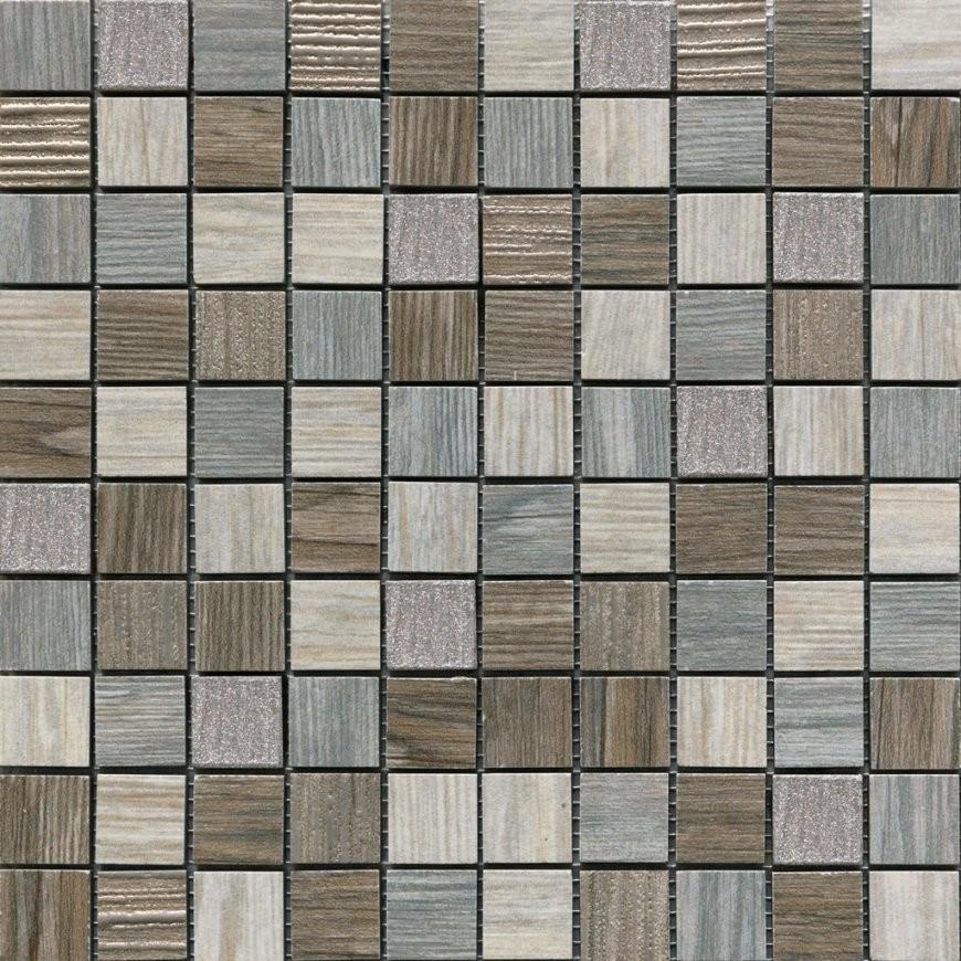 Jungle  Holzoptik  Fliesendorf von Mosaik Fliesen Außenbereich Photo