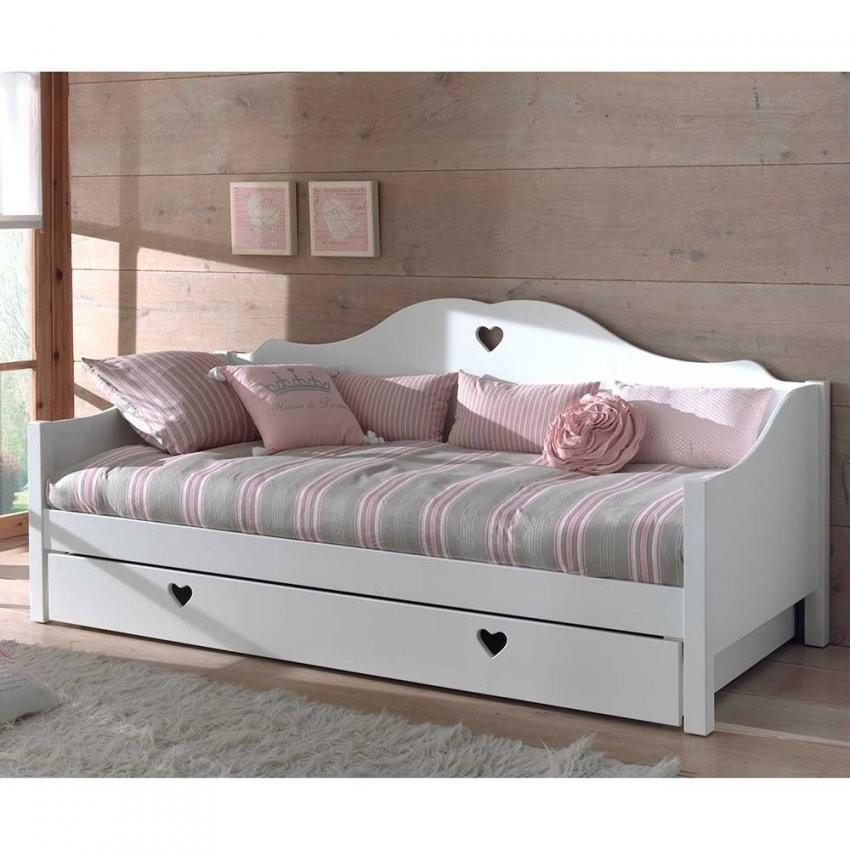 Kinderbetten In Weiß In Vielen Größen Und Designs Im Onlineshop von Mädchen Bett 140X200 Bild