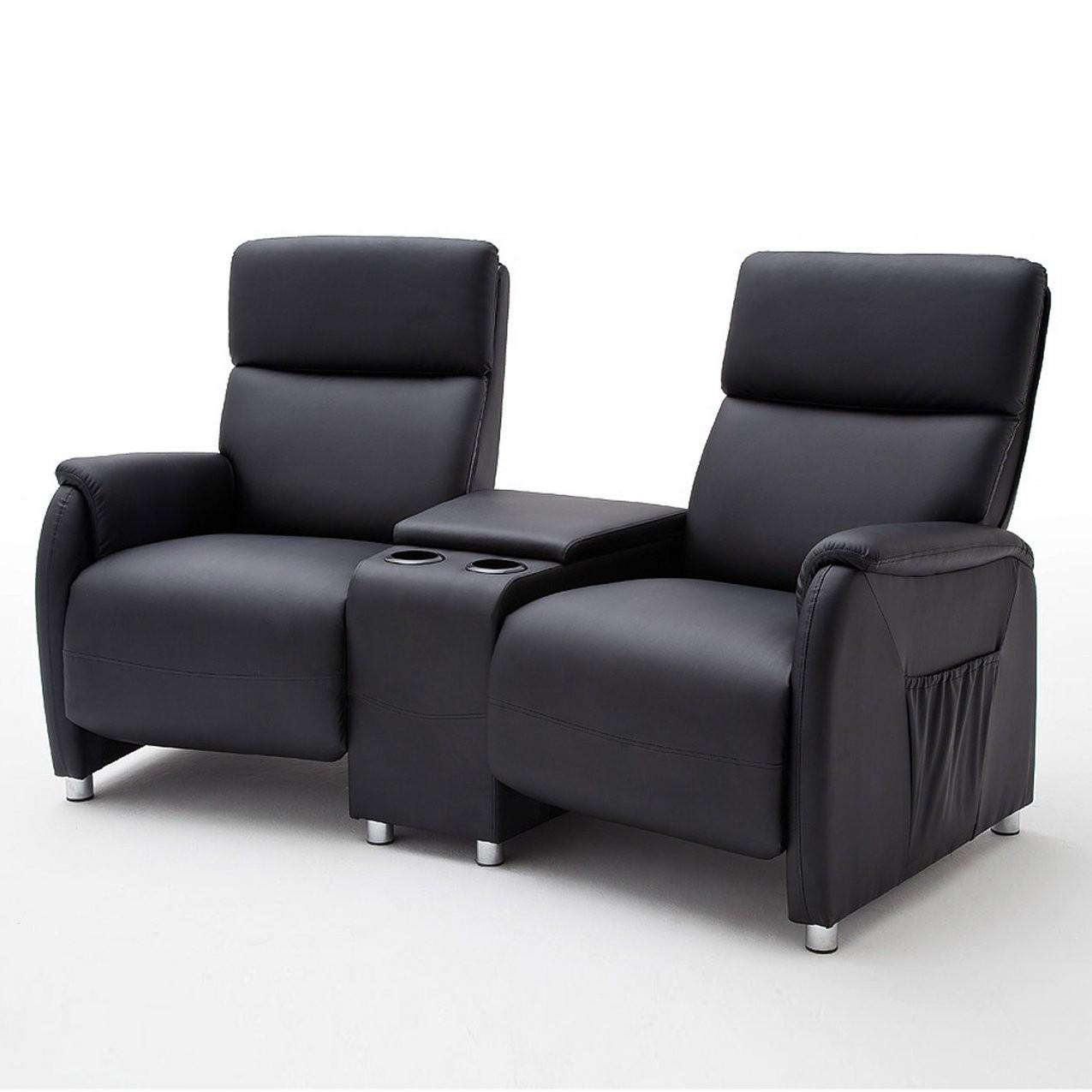 Kino Sofa 2 Sitzer Frisch Relax Couch Elektrisch Neu Kino Sofa 2 von Relax Sofa 2 Sitzer Photo