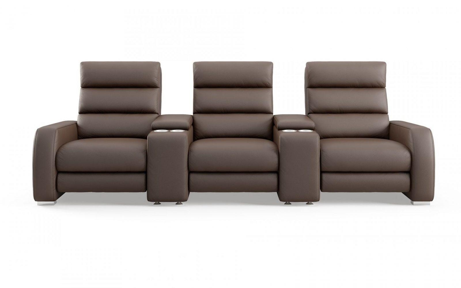 Kinocouch Mit Elektrischer Relaxfunktion  Sofanella von Kino Sofa 3 Sitzer Photo