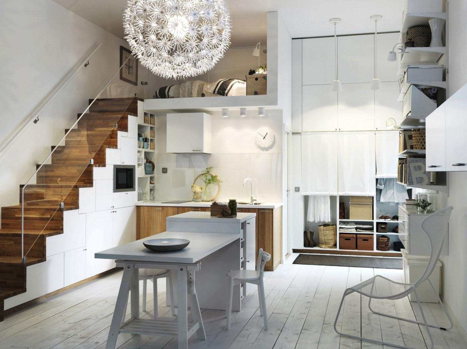 Kleine Küche Ganz Groß  Tipps Für Mehr Platz Auf Kleinem Raum von Kleine Räume Richtig Einrichten Photo