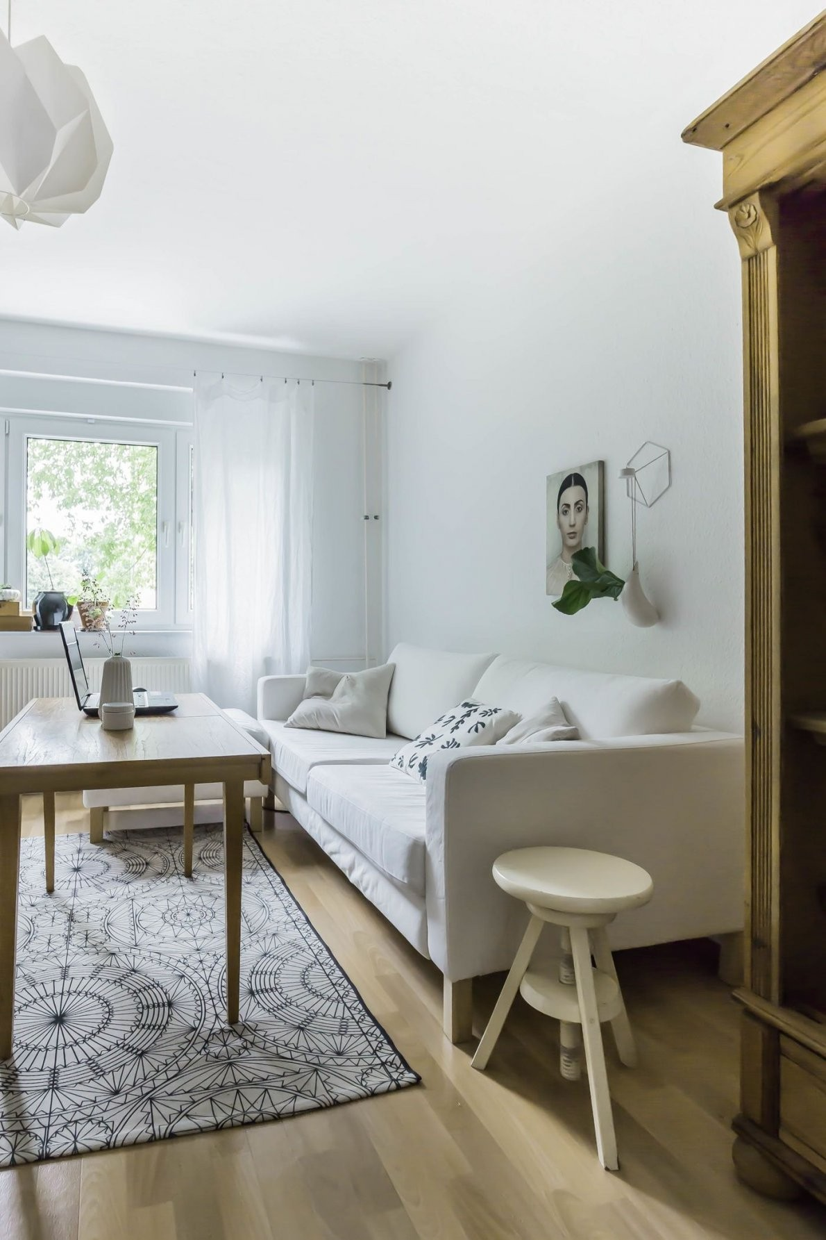 Kleine Zimmer & Räume Einrichten von Kleine Räume Richtig Einrichten ...