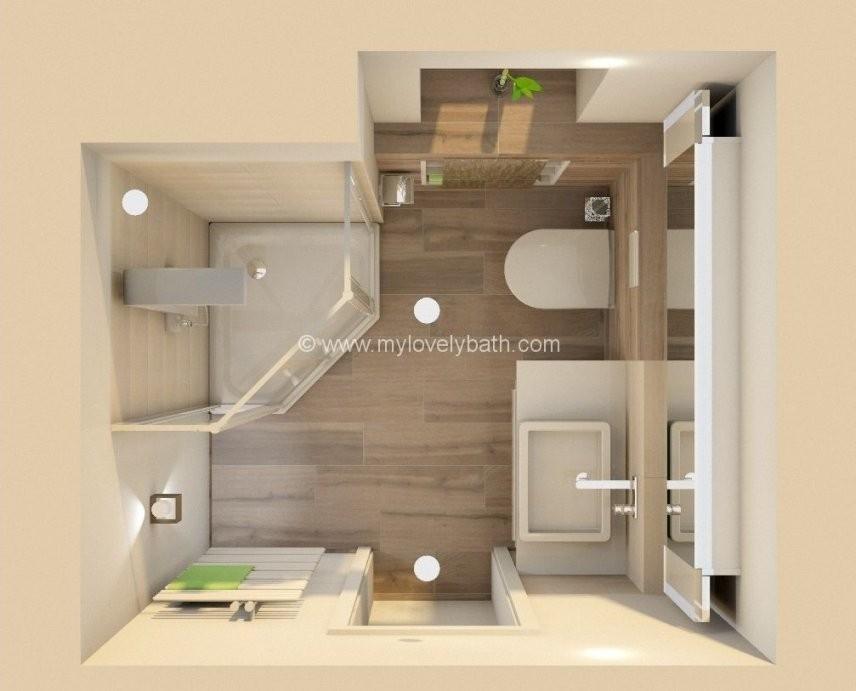 Kleines Badezimmer Planen Ideen  Dekoideen Bad Selber Machen von Planung Badezimmer Ideen Bild