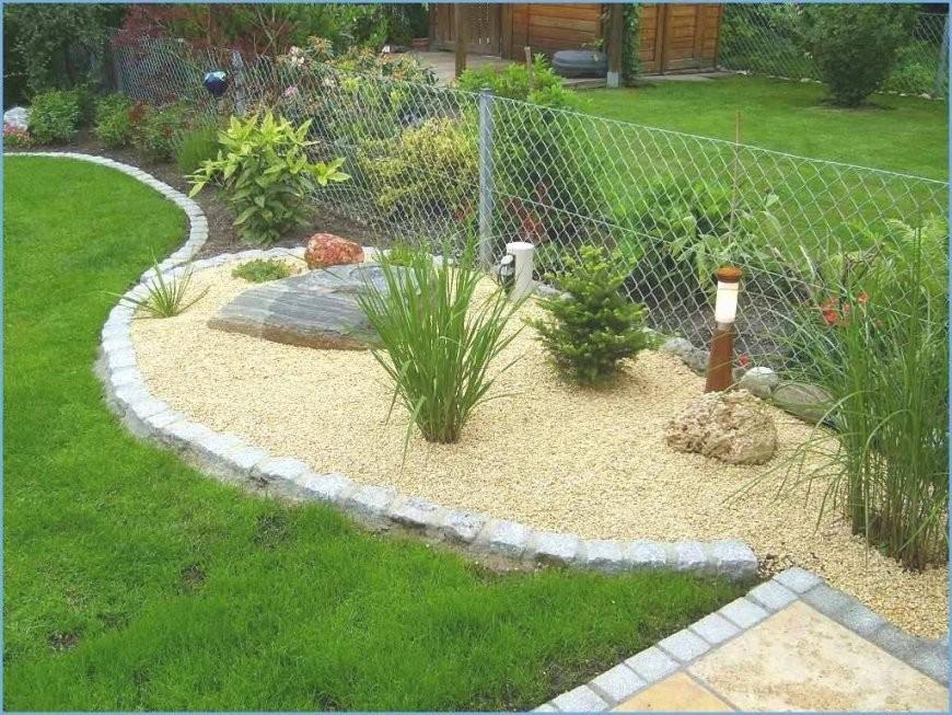 Kleines Stein Garten Deko Fantastisch 40 Gartengestaltung Mit Planen von Garten Dekorieren Mit Steinen Bild