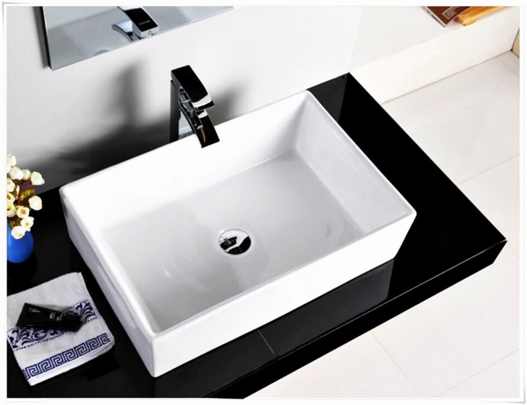 Kleines Waschbecken Ohne Hahnloch Gewählt Waschbecken Chromstahl 15 von Kleines Waschbecken Ohne Hahnloch Photo