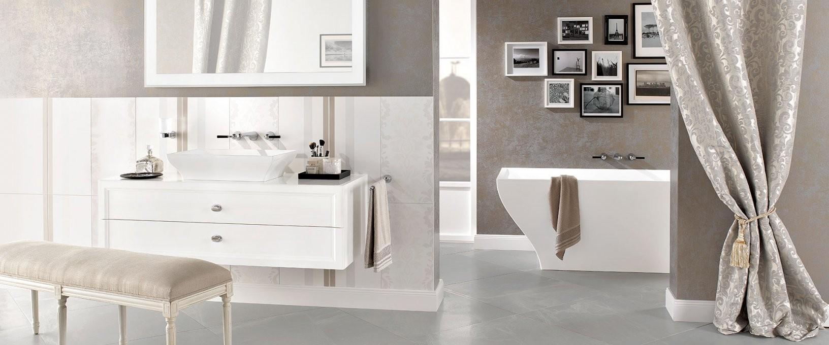 Kollektion La Belle Von Villeroy & Boch – Die Neue Sinnlichkeit von Villeroy Und Boch Bad Waschbecken Photo