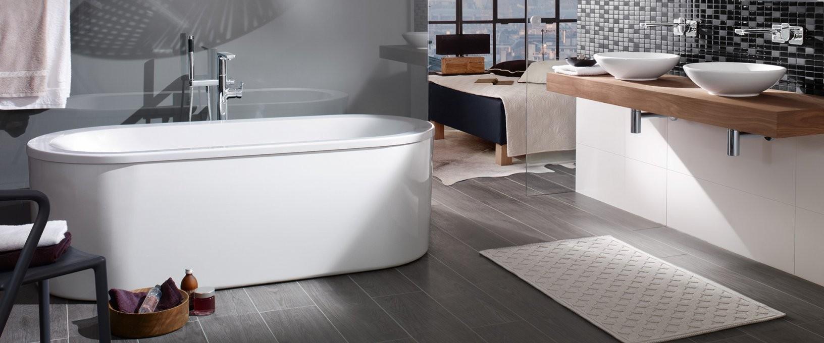 Kollektion Loop & Friends Von Villeroy & Boch – Entdecken Sie Die von Villeroy Und Boch Freistehende Badewanne Bild