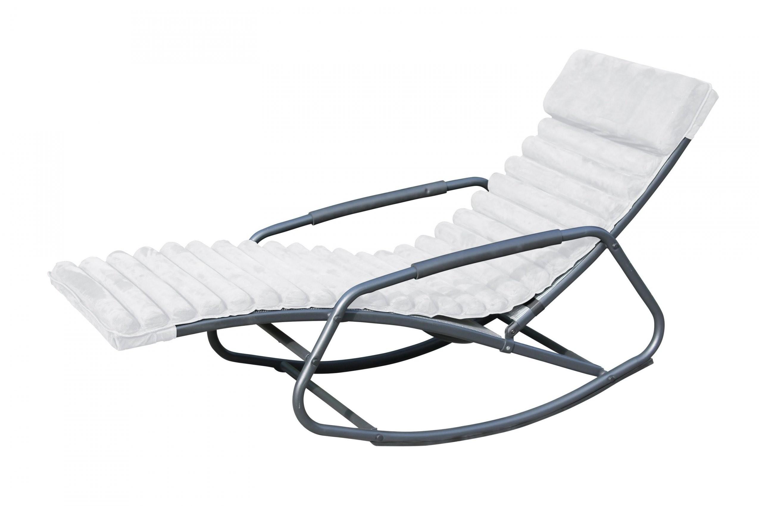 Leco Schaukelsessel Kissen F Garten Sessel Sonnenliege Auflage von Sessel Liege Garten Photo