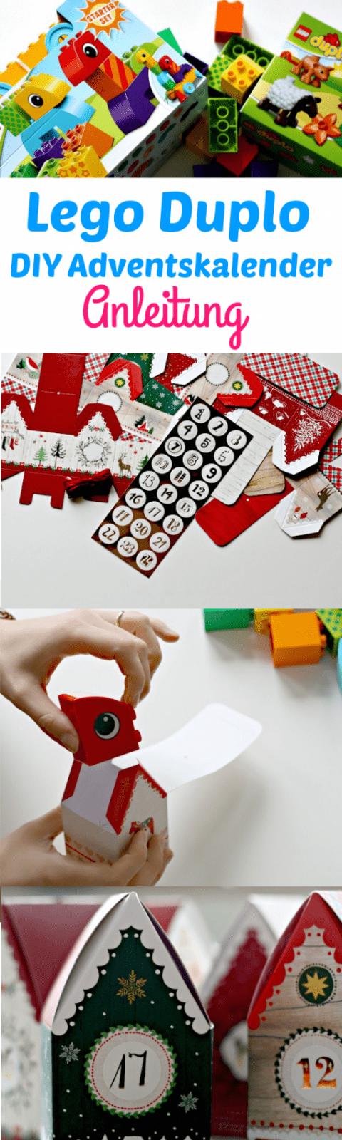 Lego Duplo Adventskalender  Anleitung Und Ideen  Adventskalender von Baby Adventskalender Selber Machen Photo