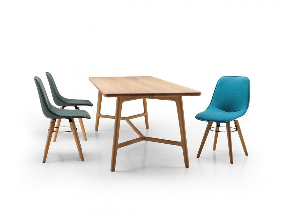 Like Wood Flax  Design Stuhl Skandinavischmbzwo von Esstisch Stühle Skandinavisch Photo