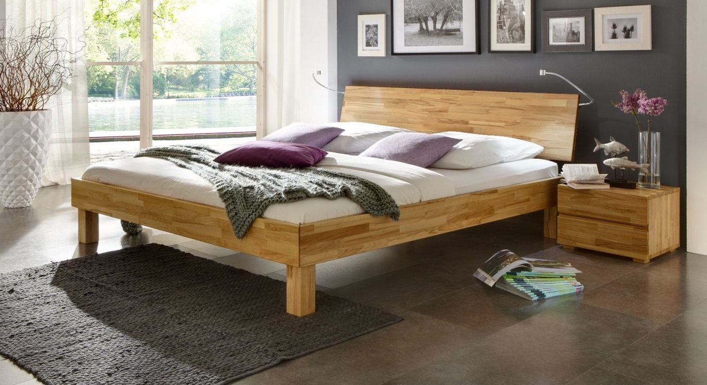 Massivholzbetten 160×200 Auch Auf Rechnung Kaufen von Bett 160X200 Massivholz Photo