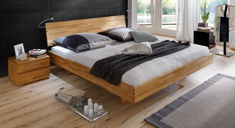 Massivholzbetten 200×200 Cm Ohne Versandkosten von Bett 200X200 Massivholz Photo