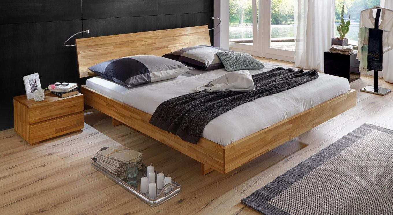 Massivholzbetten 200×200 Cm Ohne Versandkosten von Massivholz Bett 200X200 Photo