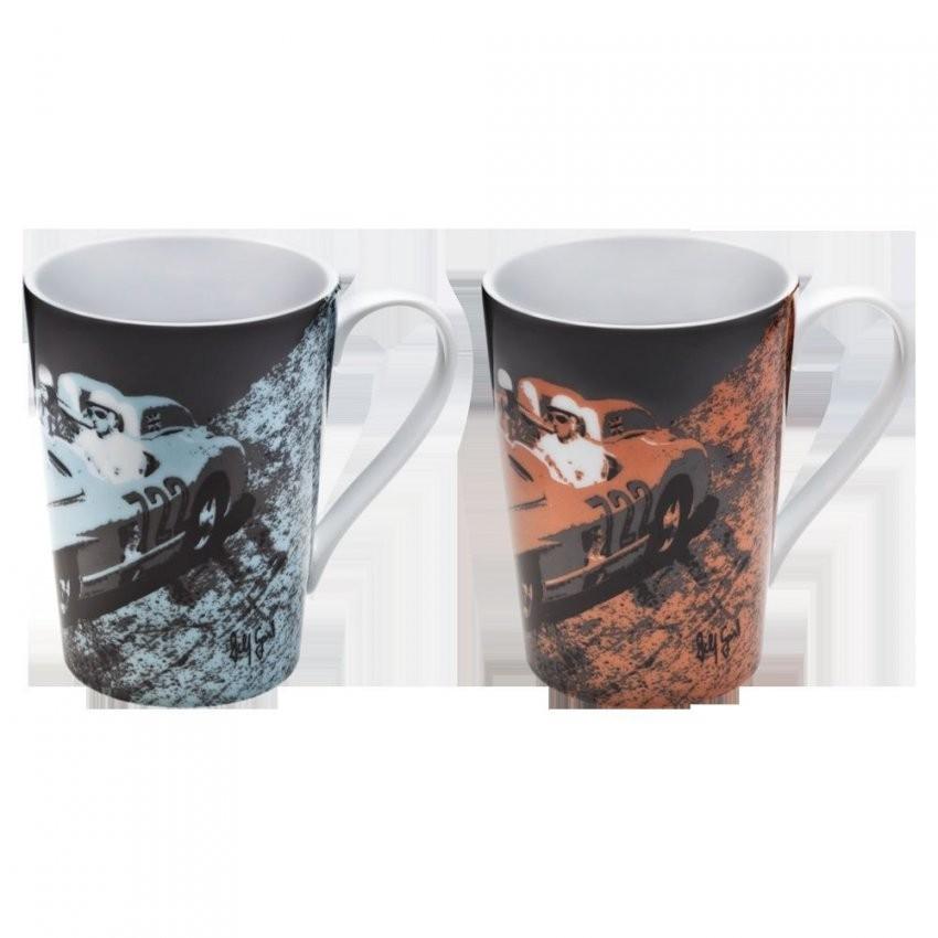 Mercedes Benz  Ritzenhoff Kaffee Tassen Set 300 Slr Designwolf von Ritzenhoff Kaffeetassen Set Bild