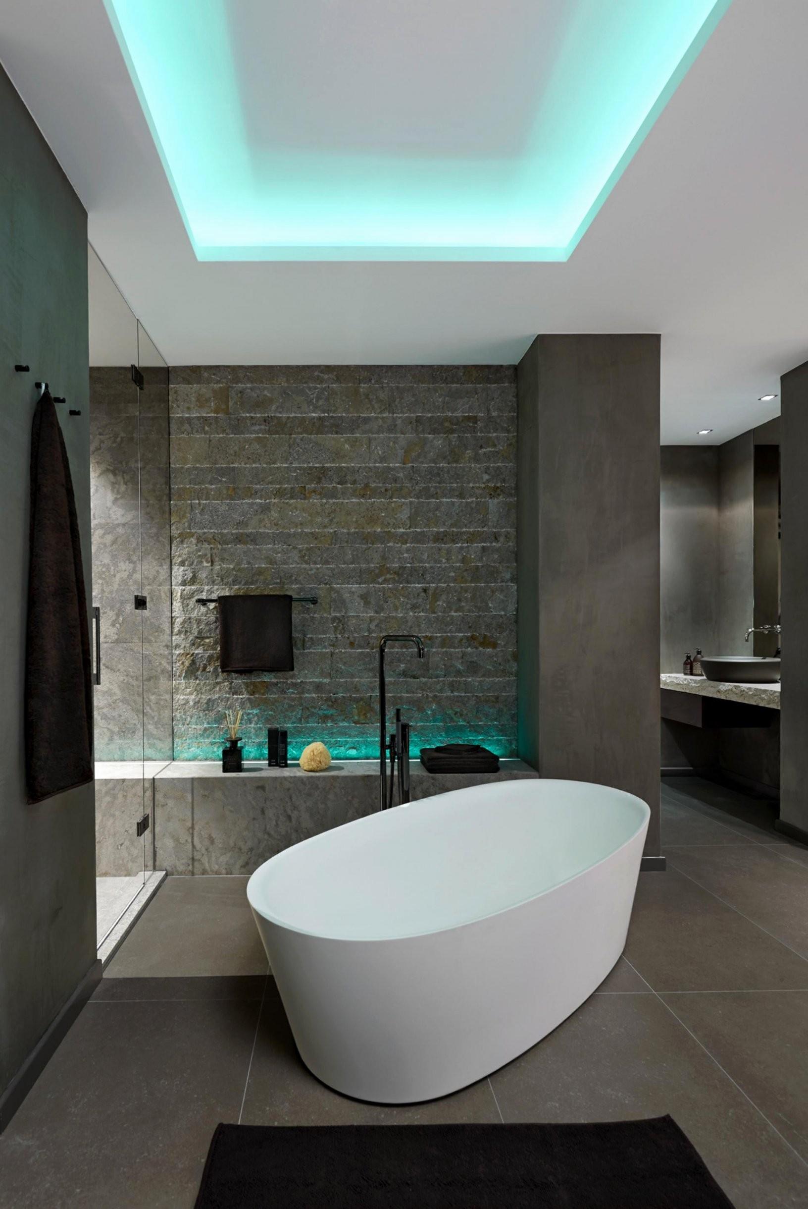 Moderne Bader Mit Freistehender Wanne Genial Luxus Badewanne von Moderne Freistehende Badewannen Bild