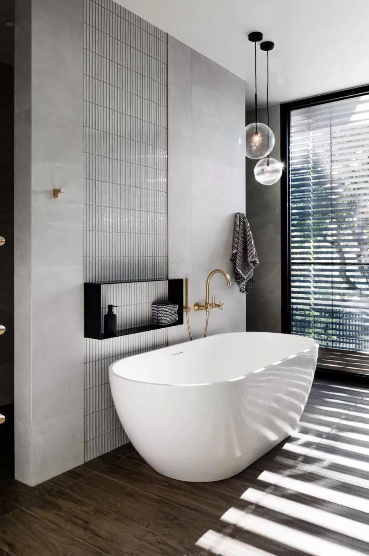 Moderne Badkamer Unique Schön Freistehende Badewanne Im Schlafzimmer von Freistehende Badewanne Im Schlafzimmer Photo