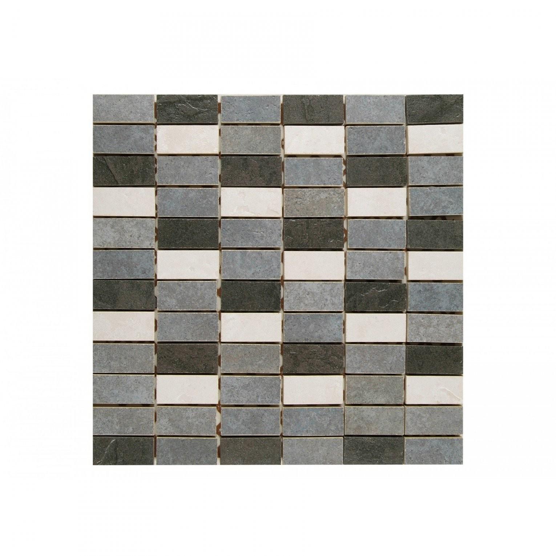 Mosaike Mosaikfliesen Kesme Grey 295X295Cm Jetzt Günstig Kaufen von Mosaik Fliesen Günstig Bild