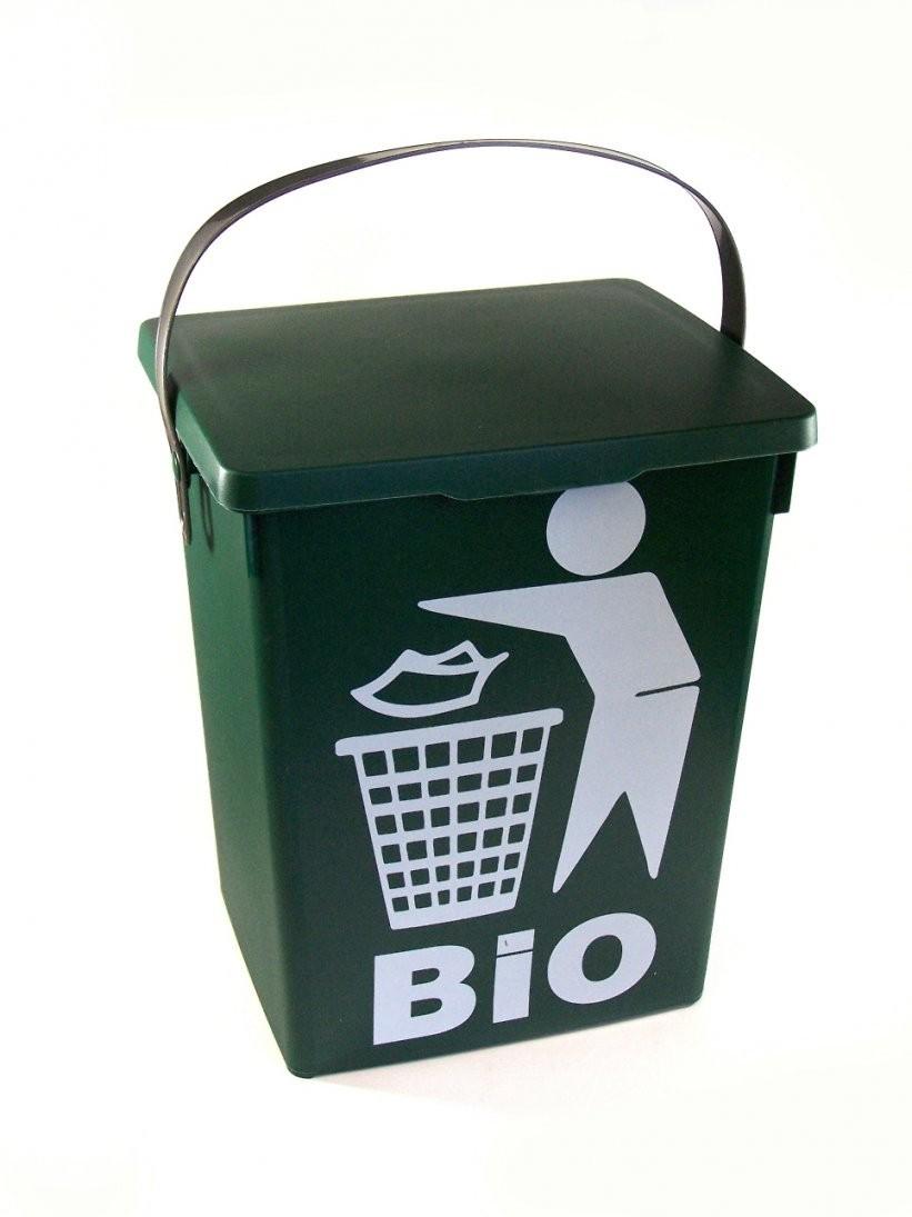 Mülleimer 5L Schönheit Edelstahl Einbau Abfalleimer Küchen von Bio Mülleimer Küche Photo